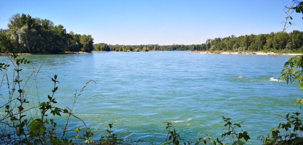 fiume ticino - escursioni parco ticino